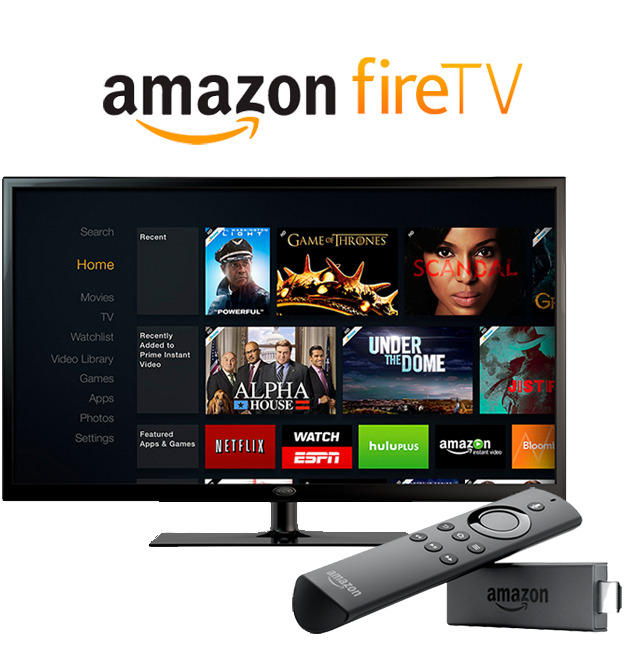 Amazon Fire Platform