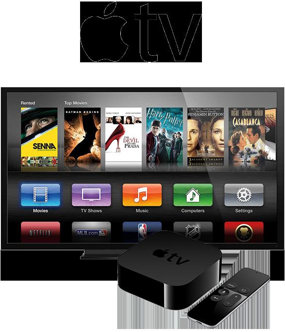 Apple TV platform